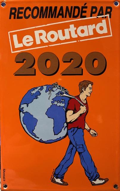 Reccomandation Menu Routard 2020